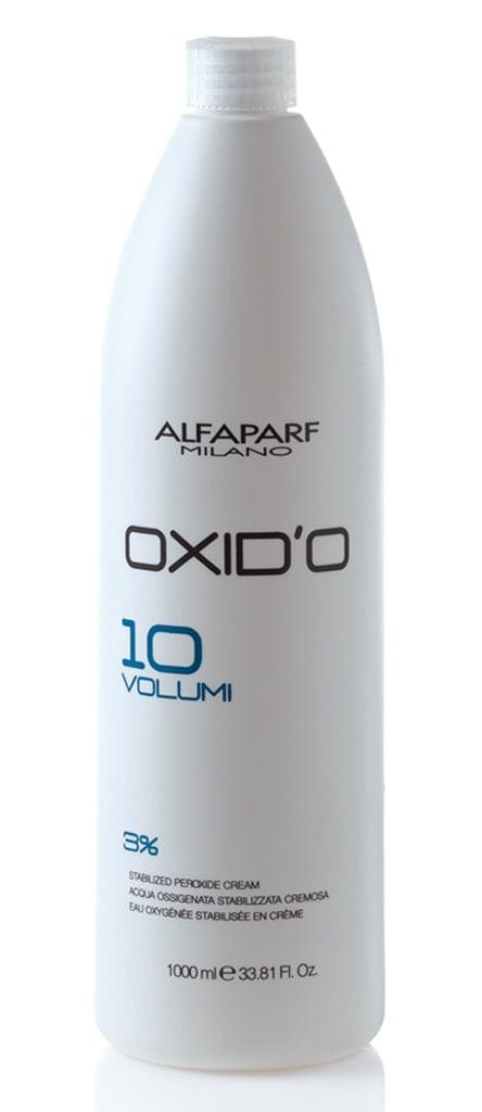 Agua Oxigenada Alfaparf Oxid'o 1L 10 Volumes