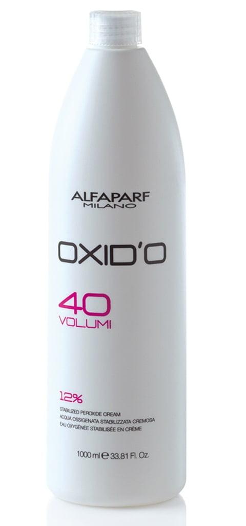 Agua Oxigenada Alfaparf Oxid'o 1L 40 Volumes