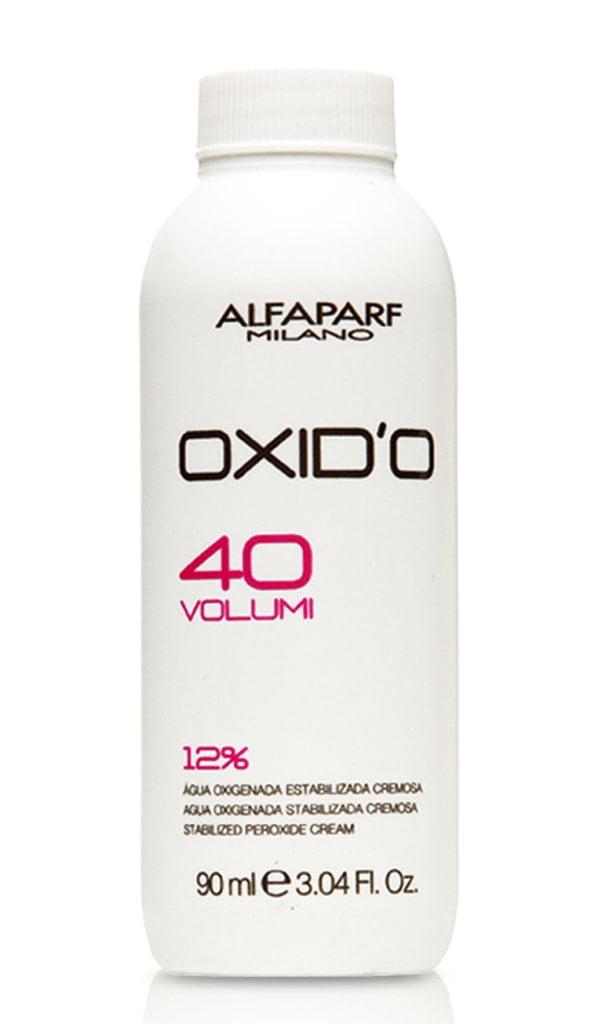 Agua Oxigenada Alfaparf Oxid'o 90ml 40 Volumes