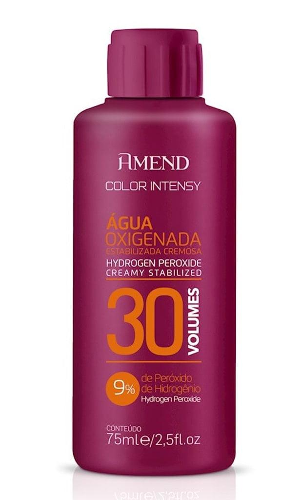 Agua Oxigenada Amedn Color Intensy 75ml 30 Volumes