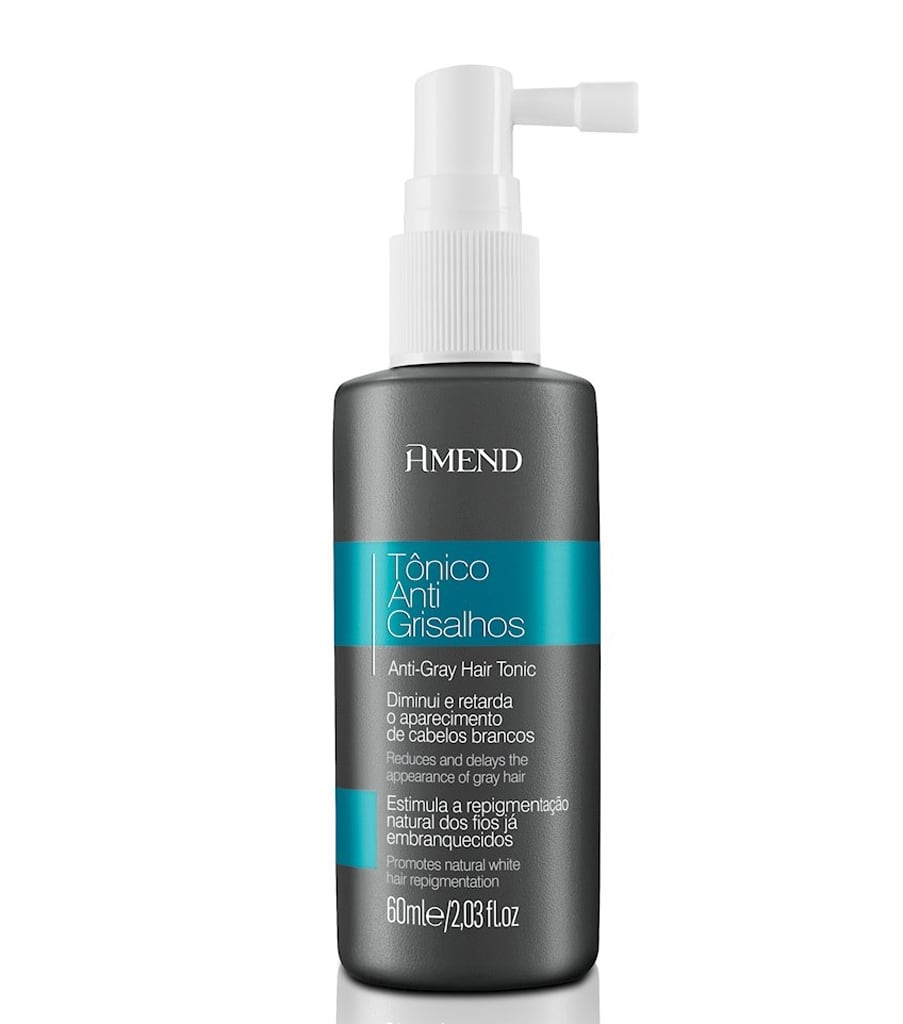 Tonico Anti Grisalhos Amend 60ml