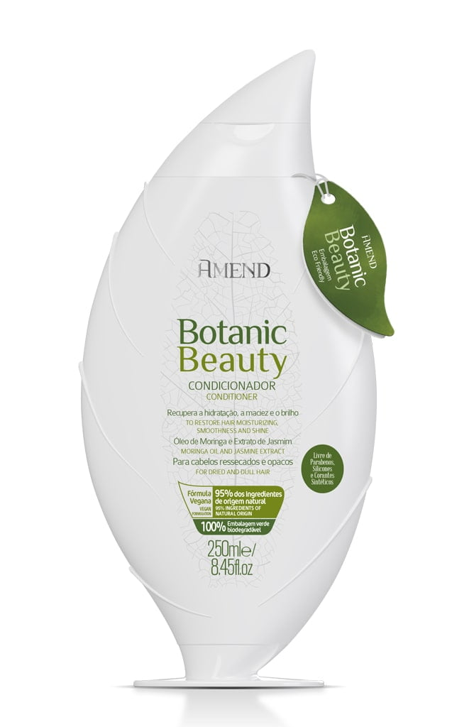 Condicionador Amend Botanic Beauty Hidratante 250ml