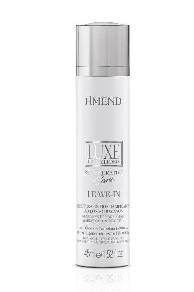 Leave in Amend Luxe Regenerative 45ml Anti Envelhecimento