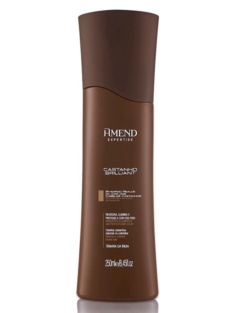 Shampoo Matizador Amend Castanho Brilliant 250ml