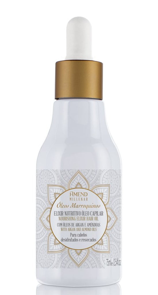 Oleo Amend Oleos Marroquinos Elixir Nutritivo 75ml