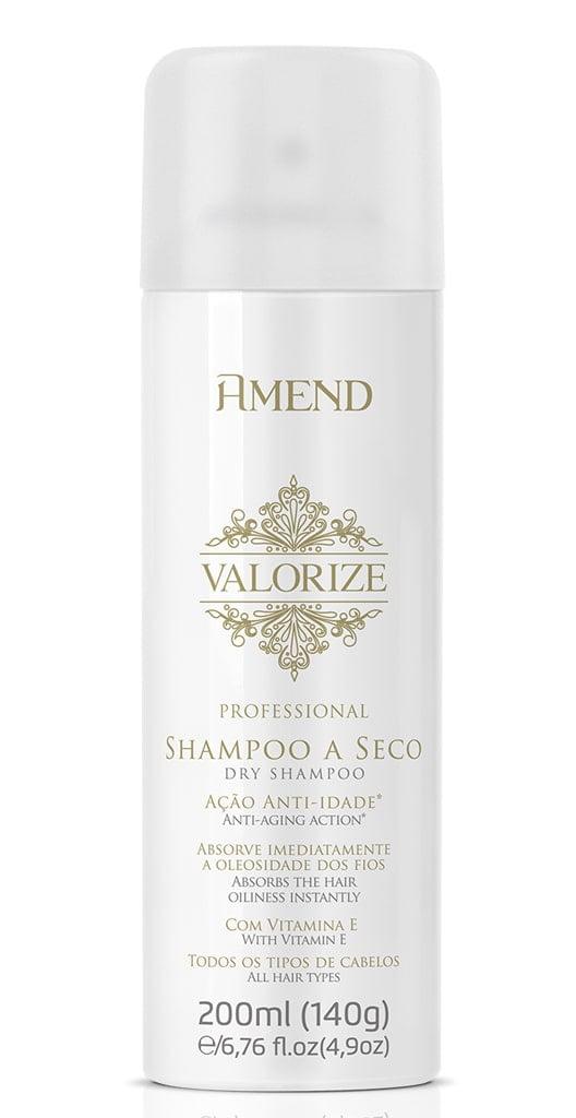 Shampoo a Seco Amend Valorize 200ml Anti Idade