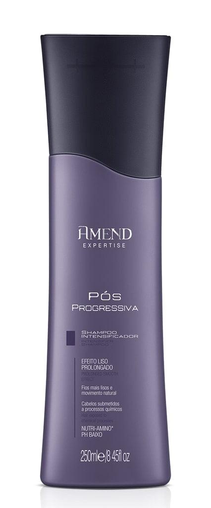 Shampoo Amend Pos Progressiva Liso Prolongado 250ml