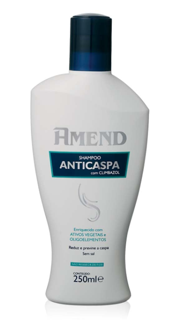 Shampoo Anti Caspa Amend 250ml
