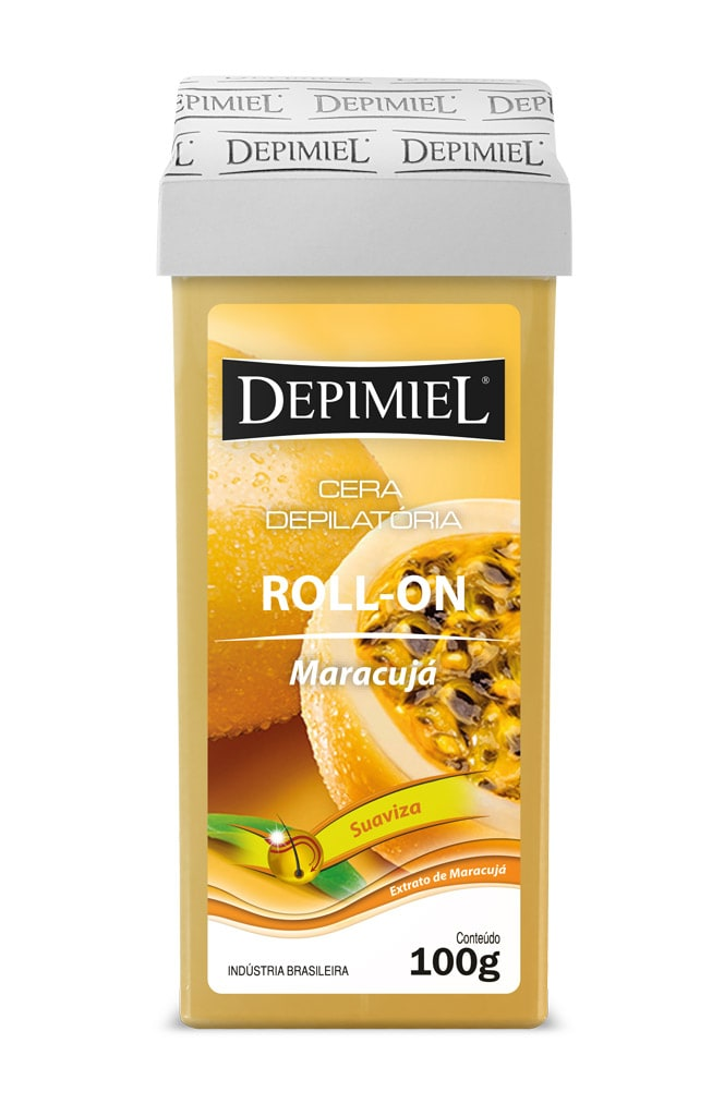 Cera Depimiel Roll-on 100g Maracuja