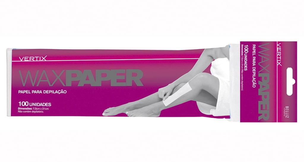Papel para depilação Depil Bella Rolo 50ml Lenço de Falso Tecido