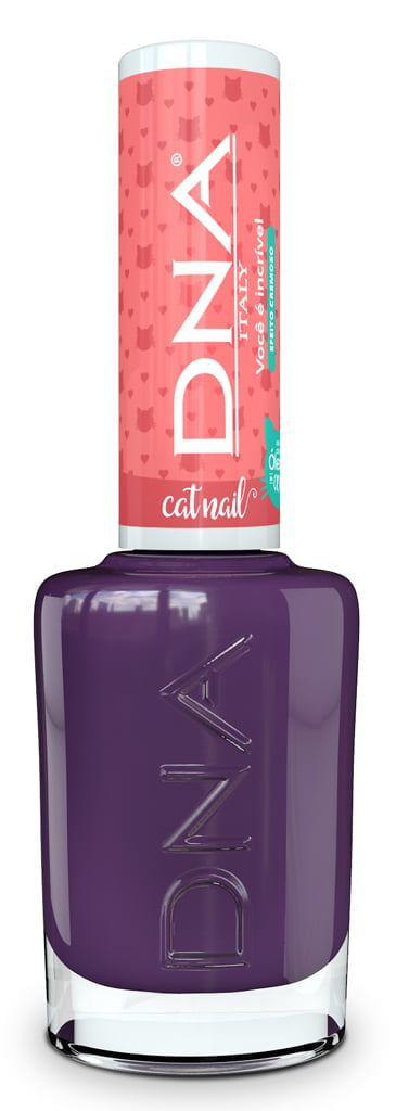 Esmalte DNA Italy Cat Nail Voce e Incrivel