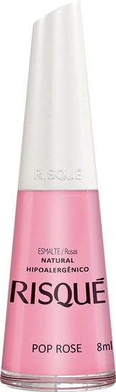 Esmalte Risque Pop Rose