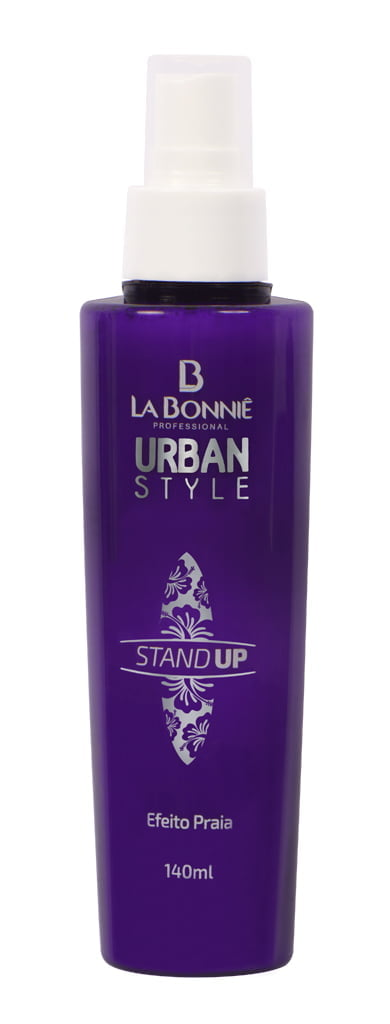 Spray La Bonniê Uban Style 140ml Stand Up Efeito Praia