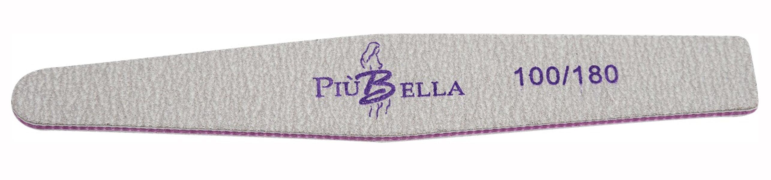 Lixa para unha Piu Bella Flex Premium 100/180