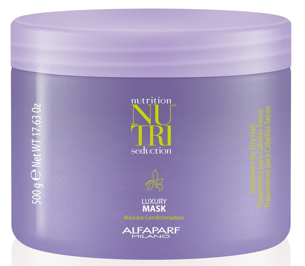 Máscara Nutri Seduction Alfaparf 500g Luxury Mask