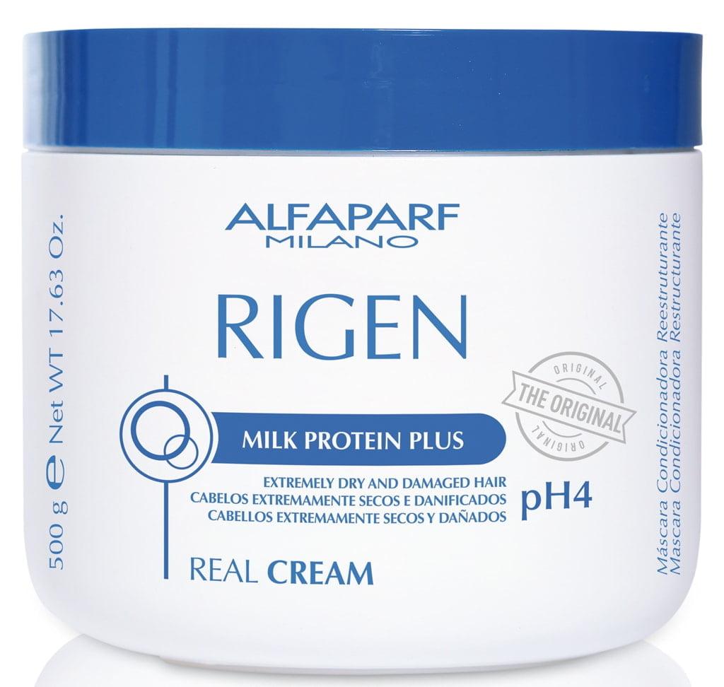 Máscara Rigen Alfaparf Real Cream 500g Restruturante