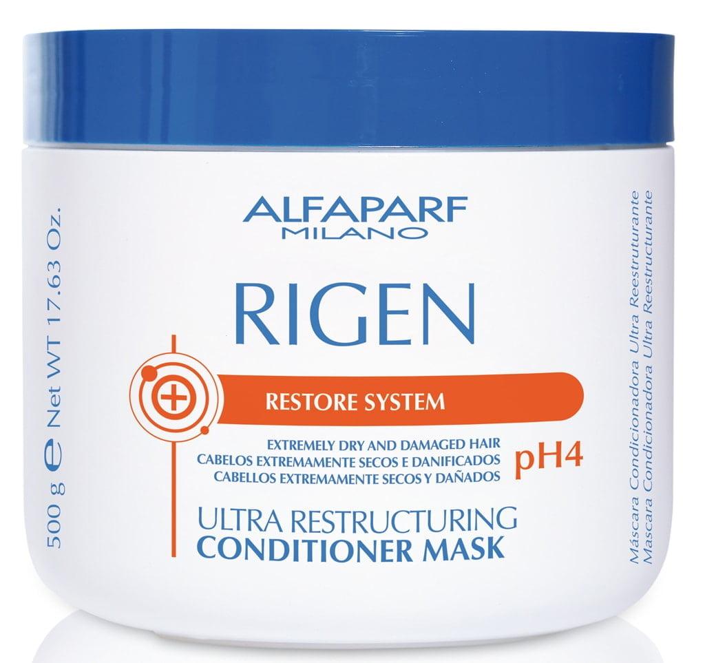 Máscara Rigen Alfaparf 500g Ultra Restructuring