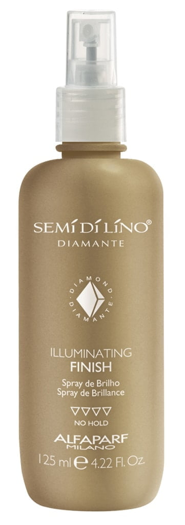 Spray de Brilho Semi di Lino Diamante Alfaparf 125ml Finish