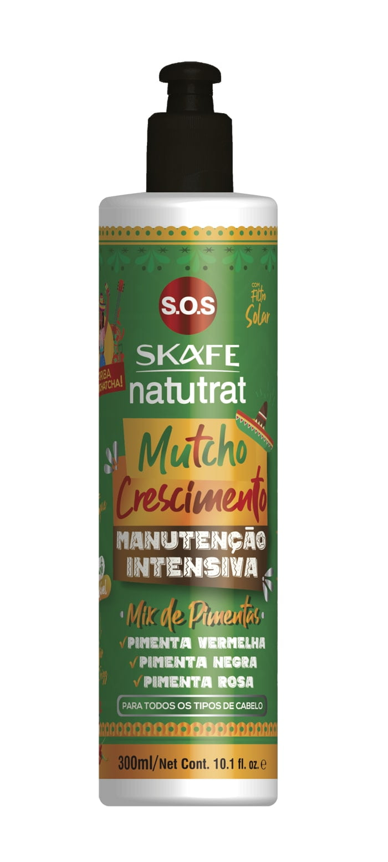 Leave in Natutrat Skafe Mutcho Crescimento 300ml Manutencao Intensiva