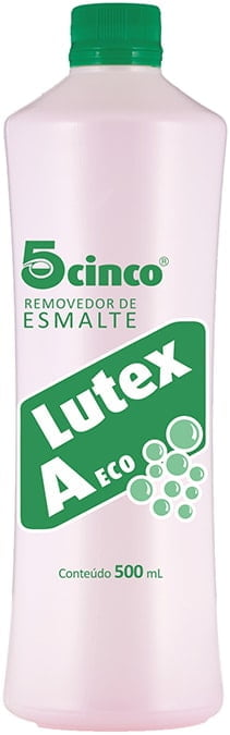 Acetona 5Cinco 500ml Lutex Aeco