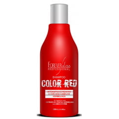Shampoo Matizador Color Red Forever Liss 300ml