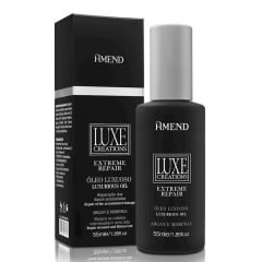 Oleo Amend Luxe Extreme Luxurious Oil 55ml Nutricao e Reparacao