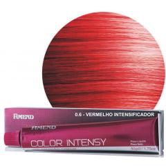 Tinta Amend Color Intensy 50g 0.6 Vermelho Intensificador