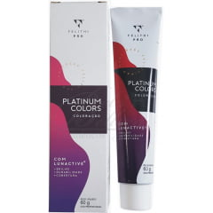 Tinta Platinum Colors Felithi 60g 6.7 Chocolate