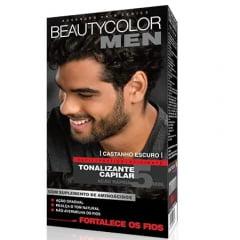 Tonalizante Beauty Color Men Castanho Escuro