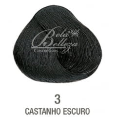 Tonalizante ColorWear Alfaparf 60ml 3 Castanho Escuro