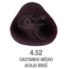 Tonalizante ColorWear Alfaparf 60ml 4.52 Castanho Medio acaju Irise