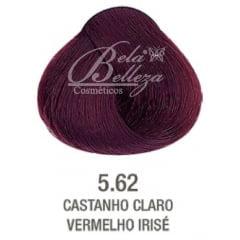 Tonalizante ColorWear Alfaparf 60ml 5.62 Castanho Claro Vermelho Irise