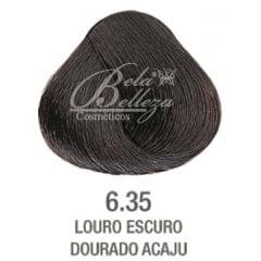 Tonalizante ColorWear Alfaparf 60ml 6.35 Louro Escuro Dourado Acaju