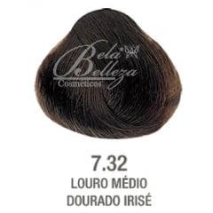 Tonalizante ColorWear Alfaparf 60ml 7.32 Louro Medio Dourado Irise