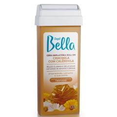 Cera Depil Bella Roll-on 100g Camomila com Calendula