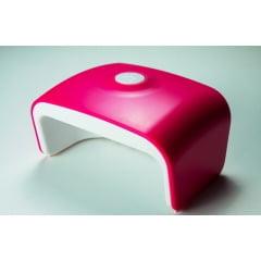 Kit Esmalte em Gel com Cabine com Lâmpada de LED DNA Italy 3W
