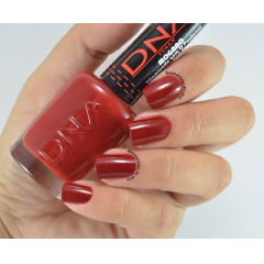 Esmalte DNA Italy Red Passion Mogano