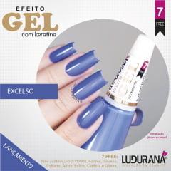 Esmalte Ludurana Efeito Gel Excelso