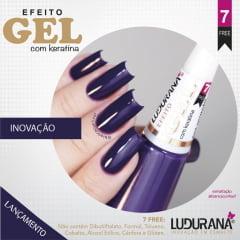 Esmalte Ludurana Efeito Gel Inovação