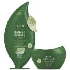 Amend Botanic Beauty Kit Fortalecedor (Shampoo + Mascara)