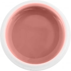 Gel para Alongamento de unha Piu Bella Pink Gel LU2 33g Soft Nude