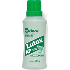 Acetona 5Cinco 50ml Lutex APeco